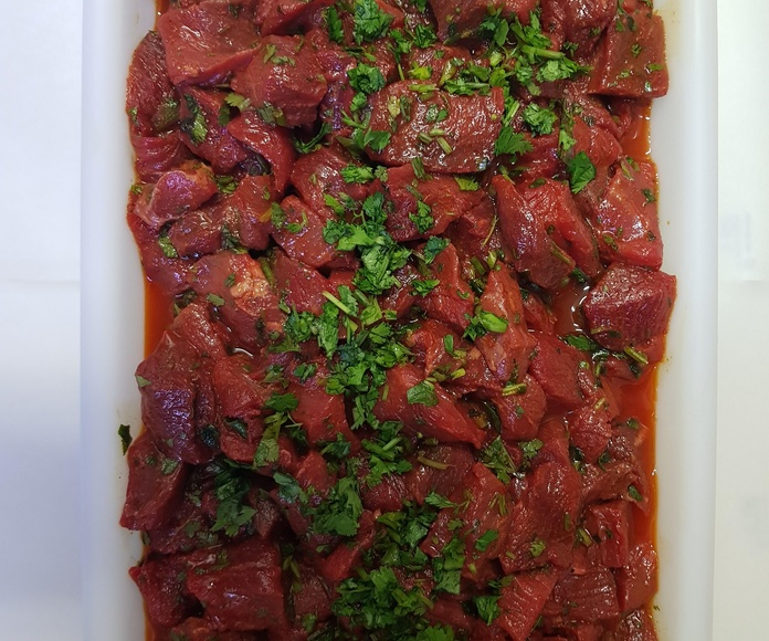 Pinchos: Productos de Carnisseria Yahiaoui