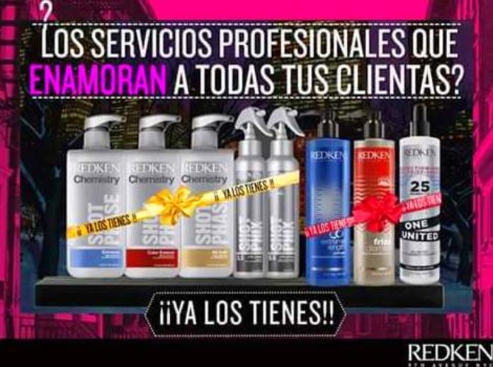 Redken Chemistry: Servicios de Fusión Unisex Hairdressers