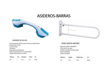 ASIDEROS-BARRAS