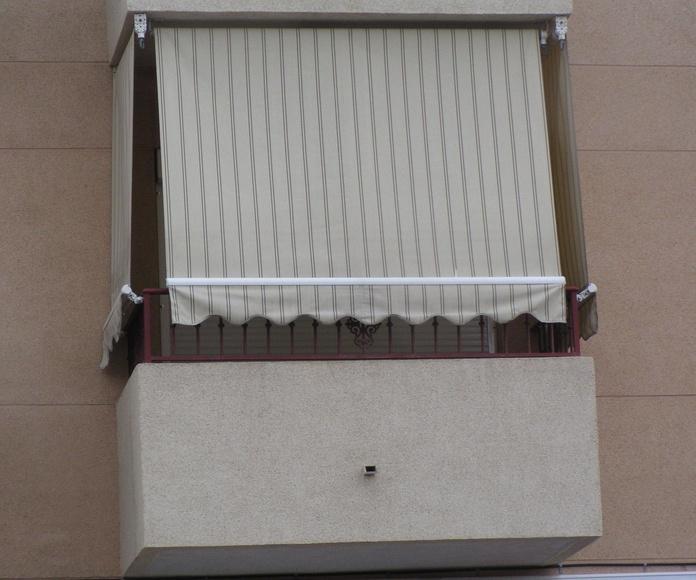 Toldos Balcón: Catálogo de ECO Toldos y Persianas