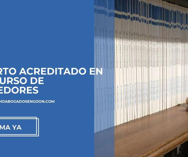 Abogados concurso de acreedores Gijón | Beramendi & González Abogados