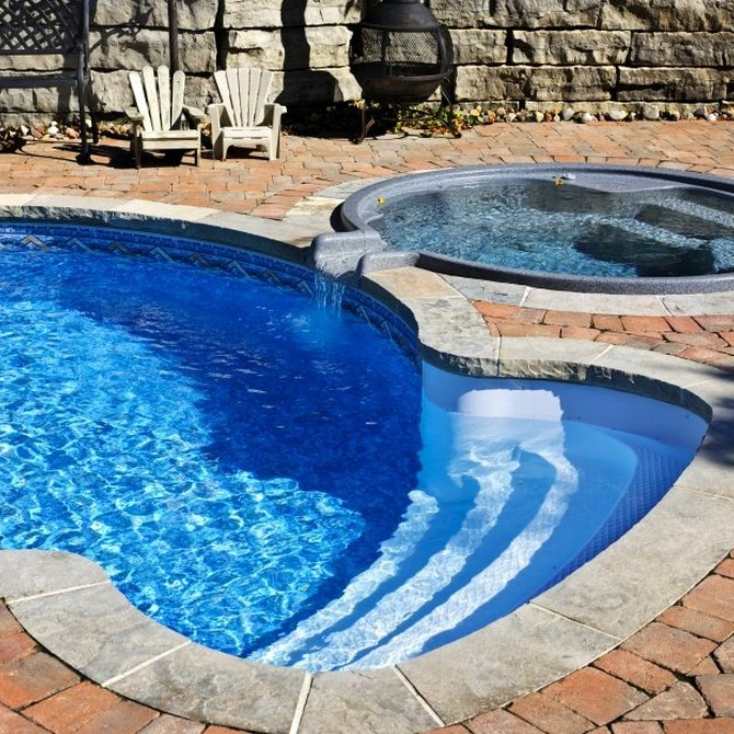 La forma de tu piscina