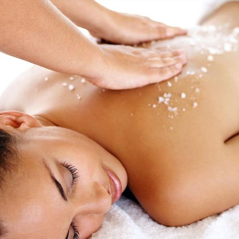 Peeling: Tratamientos de Aroma Thai Massage Spa