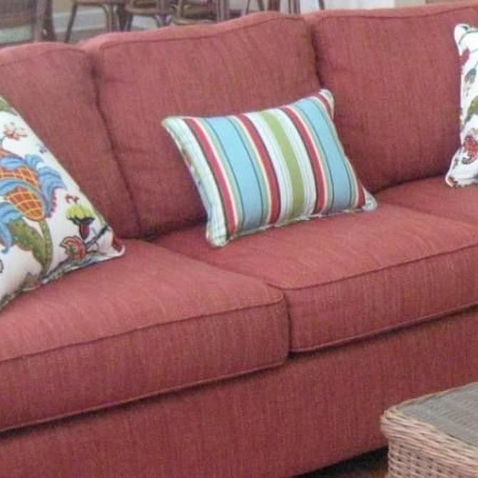 Ventajas de los sofás confeccionados a medida