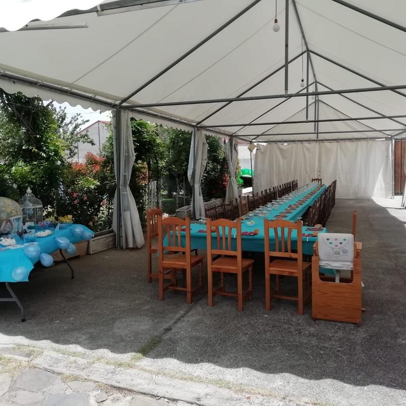 Celebración de eventos: Hotel 2 estrellas de Cortijo Macoterano
