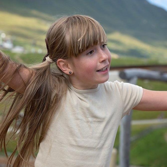 La hiperactividad en niños