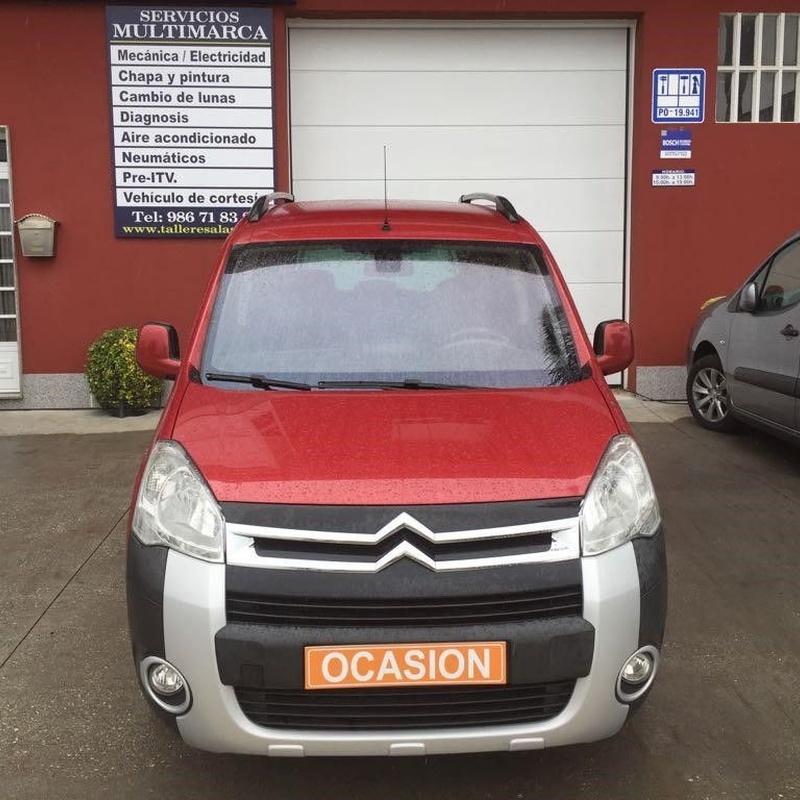 Citroën Berlingo XTR 1.6HDI 110CV: VEHÍCULOS de Ocasión A Lagoa