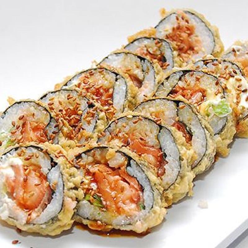 Sushi Rolls tempurizados: Carta de Fujiyama Sushi Bar & Asian Cuisine