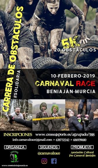 CARNAVAL RACE OCR