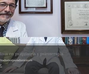 Tratamiento para la ansiedad en Pontevedra | Consulta Doctor Parada Nieto