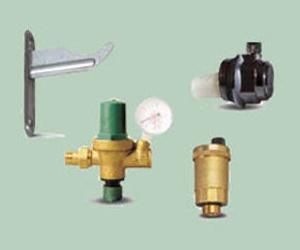 Calefacción, gas y ventilación