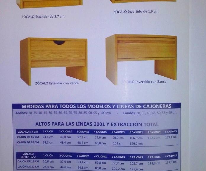 Zapateros: Productos de Tycmasa