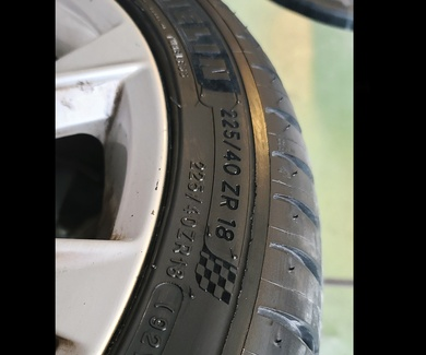 Seat Leon FR 5F - Michelin PS4