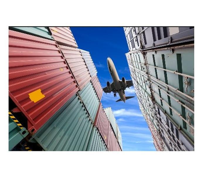 Importación. Tráfico aéreo: Servicios de Champions International Transports & Moving