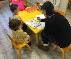 Escuela infantil biligüe en León