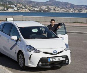 Traslados en taxi al aeropuerto en Málaga
