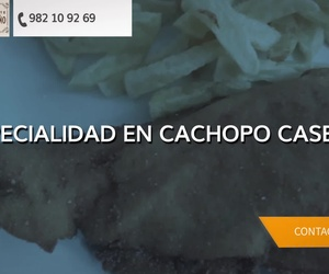 Restaurante asturiano en Foz | Restaurante Casa Maño