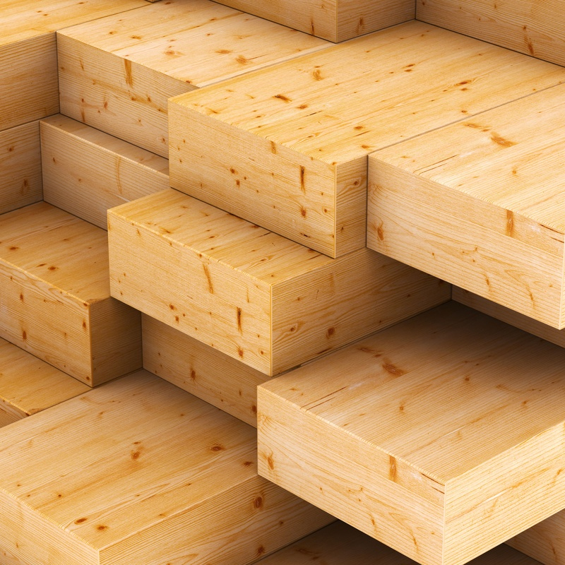 Madera: Catálogo de Alegre Materiales para la Construcción