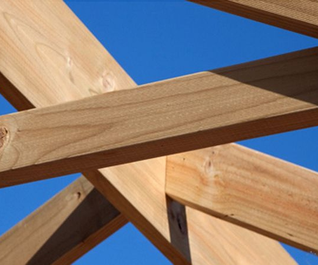 Los beneficios de construir viviendas de madera
