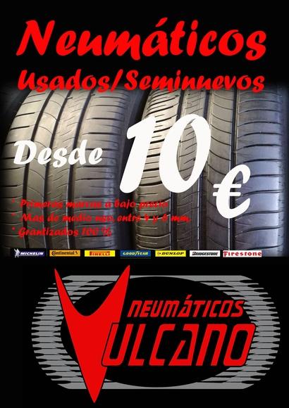 >Neumáticos Usados desde 10 €