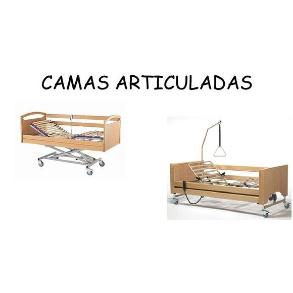 Camas articuladas: Catálogo de Ortopedia Bentejui