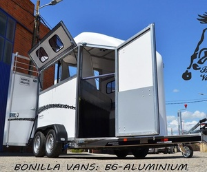 Todos los productos y servicios de Remolques para caballos de alta gama: Bonilla Vans
