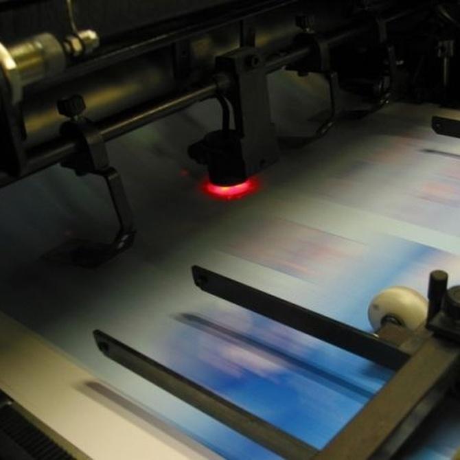 Tipos de fotocopiadoras en el mercado