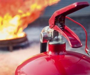 El poder destructor del fuego