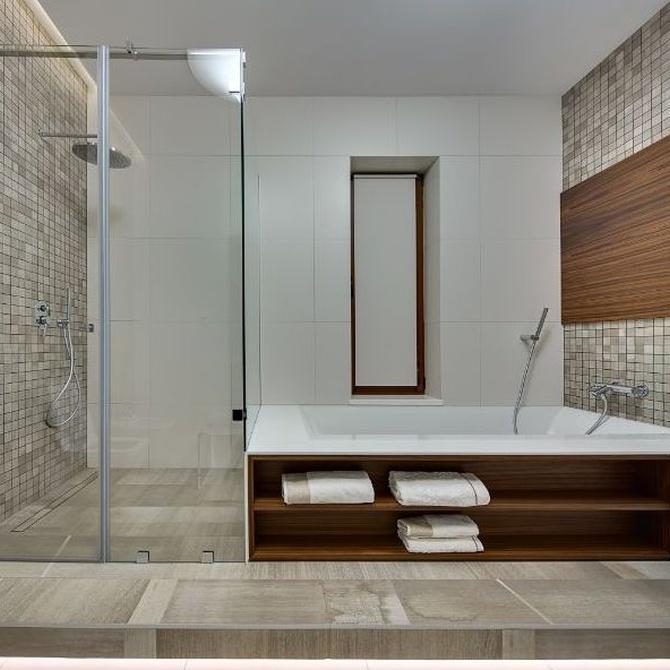 Tendencias y gustos personales para las mamparas de baño
