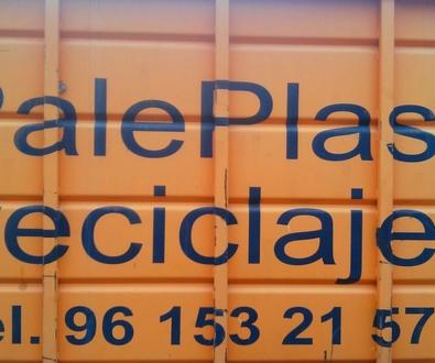 reciclaje en España