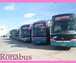 Alquiler de autobuses con conductor Corredor de Henares