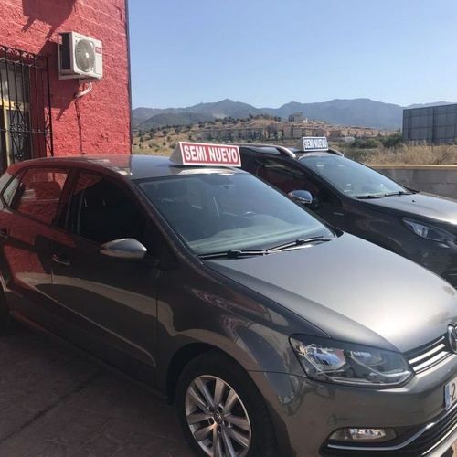 Venta de coches de ocasión en Churriana