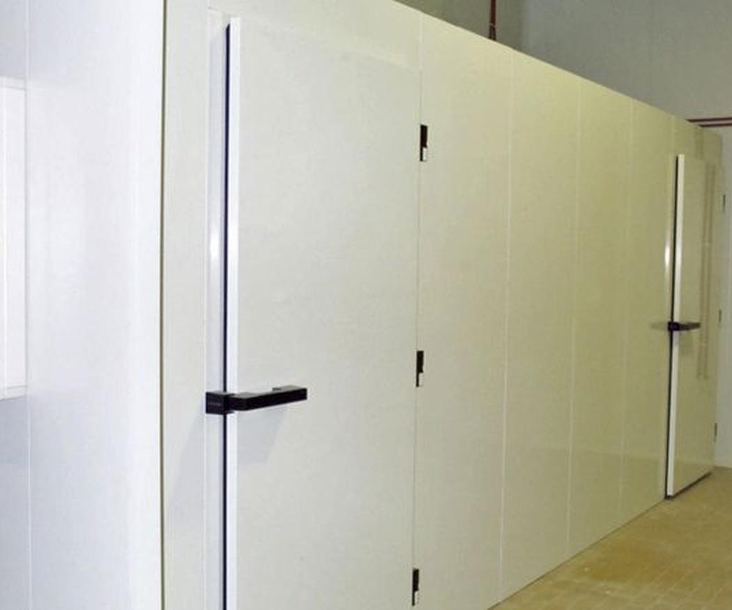 Precauciones si trabajas en una cámara frigorífica