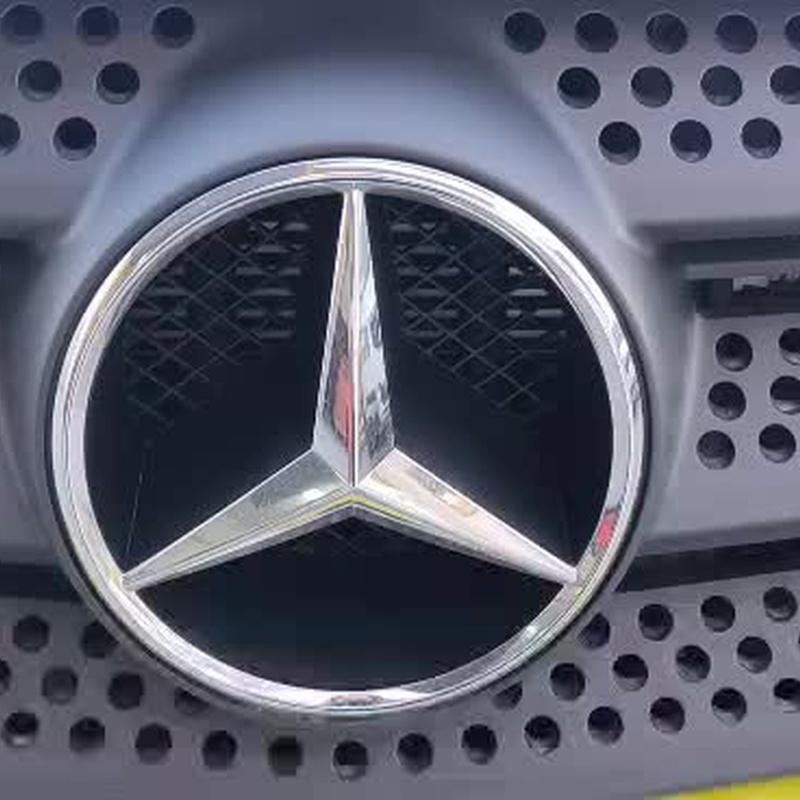 Reparación y pintura Mercedes: Servicios de RAFAEL GASCÓN FERNÁNDEZ