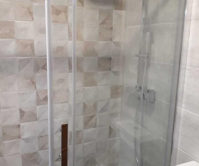 Reformas baños benicarlo