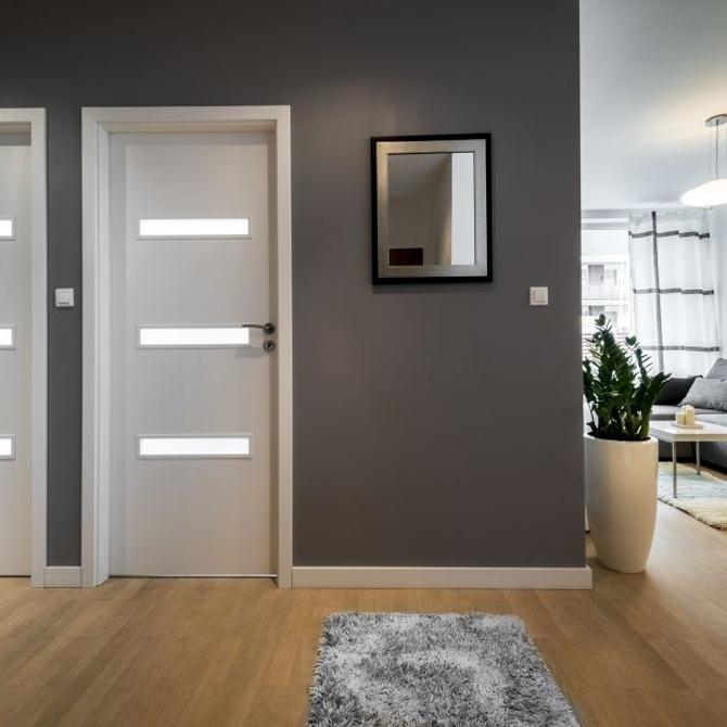 El papel de las puertas en la decoración