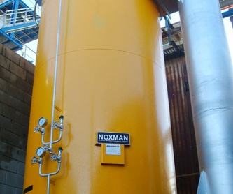 Calentadores Atex por inducción electromagnética: Productos de Noxman, S.A.