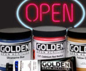 Acrílicos Open Golden