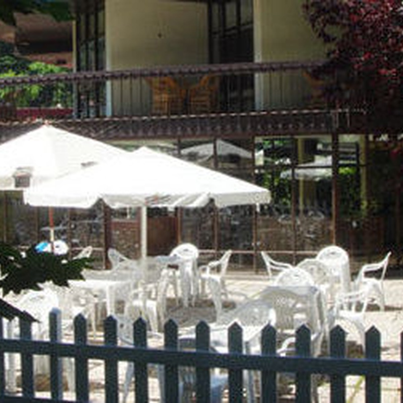 Exteriores: Instalaciones  de Hotel Baztán
