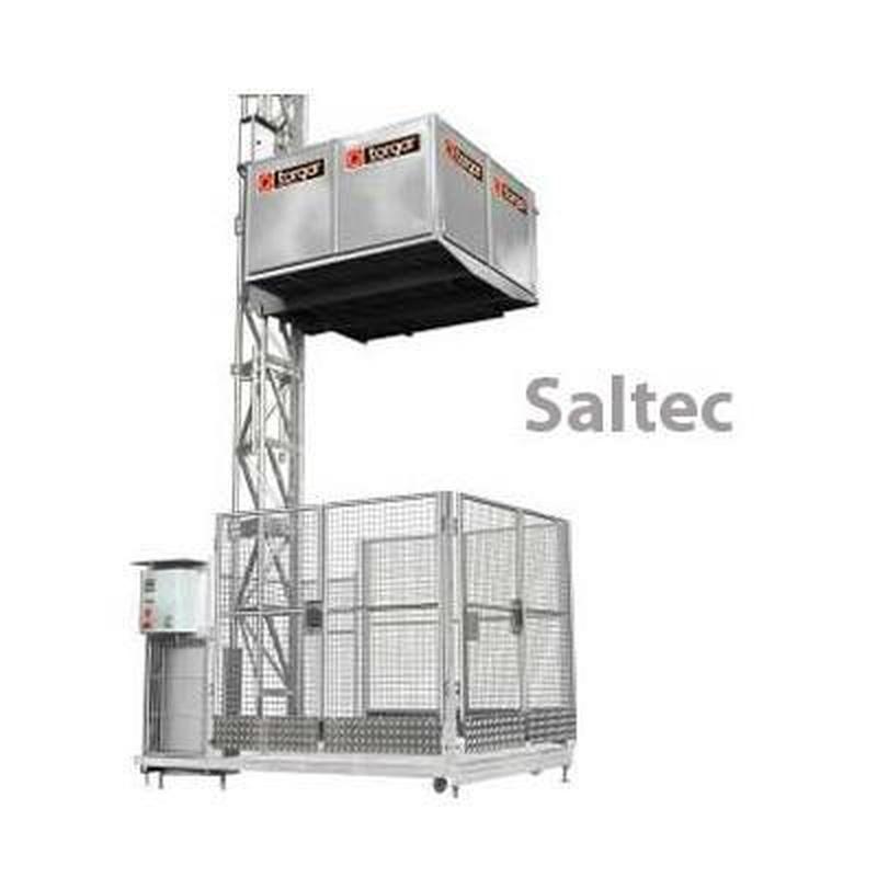Productos de la marca Saltec, S.A.: Servicios de Metsa Ciudad Real, S.L.