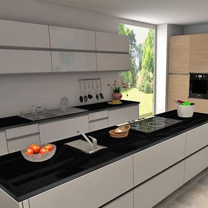 ¿Por qué instalar muebles de cocina a medida?