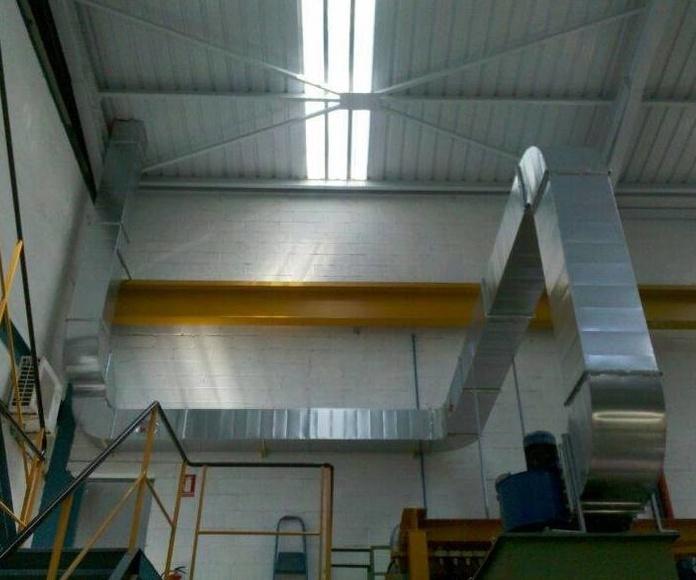 Aisclimer. Soluciones en climatización y ventilación