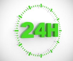 Servicio mantenimiento 24 horas