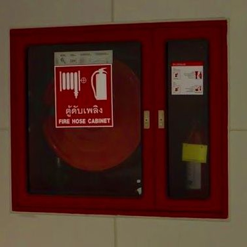 Sistema de bocas de incendios
