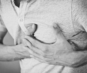 Tratamiento del dolor: Servicios de Clínica Médica San Carlos