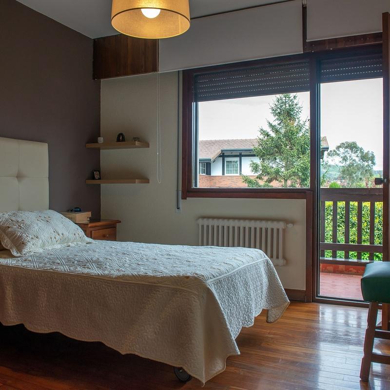 Habitaciones: Servicios de Residencia Eguzki