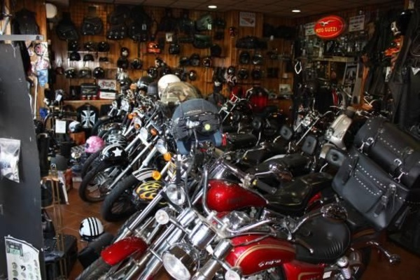 Venta y reparación de motos en Córdoba y transformaciones