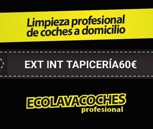 http://kit-ecolavacoches.es Ext. Int. Tapicería 60€ Dirección Dia Hora