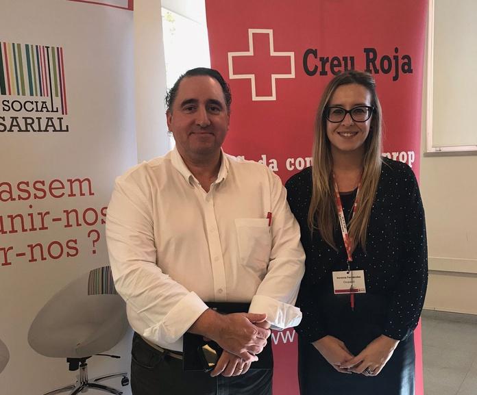 Mesa diálogo Cruz Roja