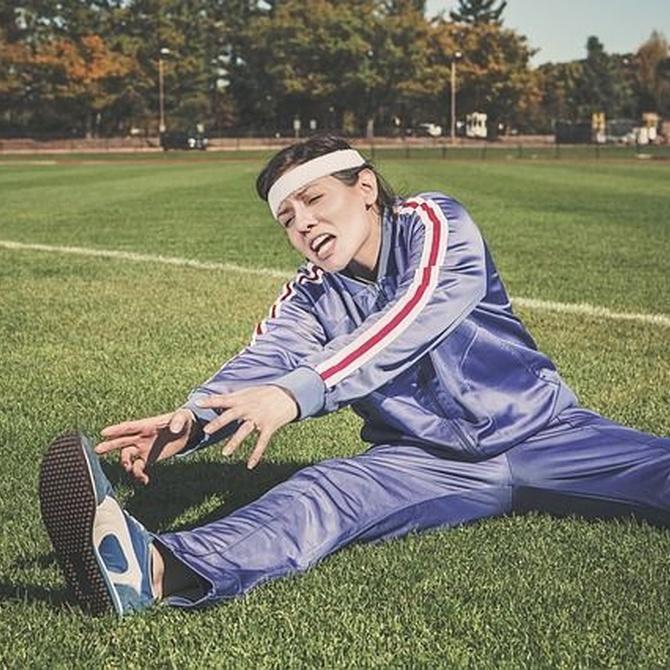 Lesiones de columna lumbar en el deportista